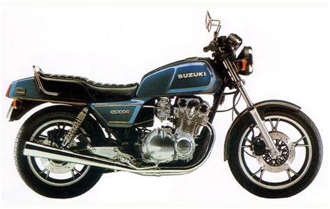 Suzuki Gs1100gk Suzuki Gs1000g Gs1000gl Gs1100g Gs1100gl Gs1100gk