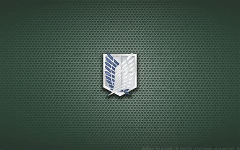 Snk Scouting Legion Emblem Frame wallpaper snk scouting legion cloak logo by kalangozilla on deviantart