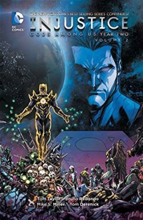 injustice gods among us year four vol 2 injustice gods among us year two vol 2 by tom