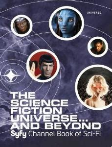 """book review """"the science fiction universe and beyond: syfy"""