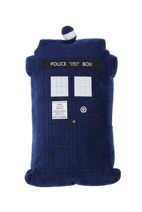 pillows doctor who and pop culture on