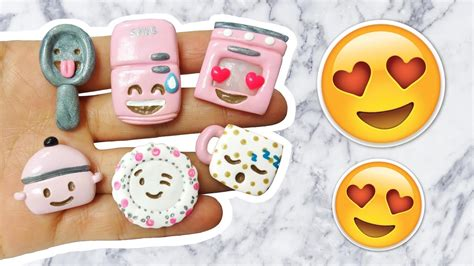 kitchen emoji diy emoji kitchen polymer clay tutorial