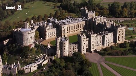 windsor castle sneak peek  windsor castle queens birthday history channel