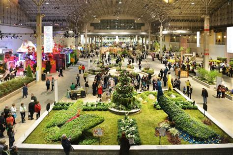 Chicago Flower And Garden Show Chicago Flower Garden Show The Magnificent Mile
