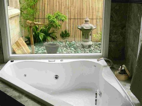 tranquil bathroom ideas love the private tranquil area outside the window of the