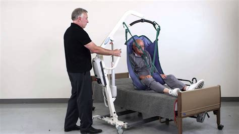 bed to chair transfer procedure patient lift transfer from bed to chair