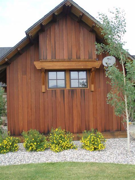 Redwood Shiplap Siding by Wine Tank Redwood Siding Montana Reclaimed Lumber Co