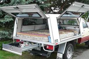 Truck Awning Crowd Sourced Truck Camping Setup And Organizational Ideas