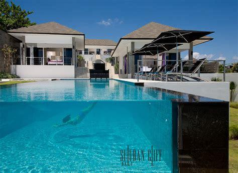 Cliff front Glass Pool Suluban Cliff Villa l ????????? ???
