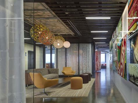 cool office spaces 34 pics a nice cosy touch with the inclusion of a rug some chairs