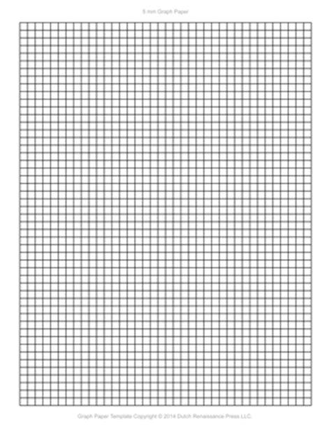 printable millimeter block graph paper template 8 5x11 letter printable pdf