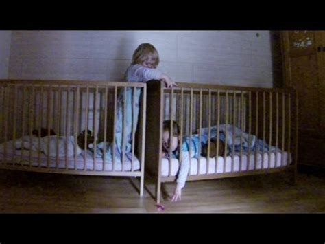 Baby Escapes From Crib Talking To Each Other A Mission Impossible Babies Escape From Crib