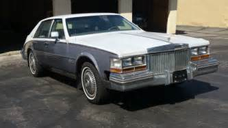 1980 cadillac seville 1980 cadillac seville elegante sedan 4 door 5 7l for sale