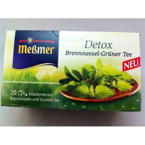 Messmer Tea Detox me 223 mer messmer detox nettle green tea