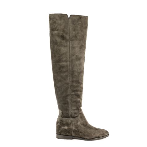 shop new jess boots from ash footwear in grey suede