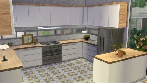 kitchen no backsplash mod the sims kitchen from patio stuff no