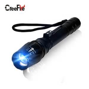 colorful flashlight h092 ultra bright 5000lm tactical flashlight zoom led