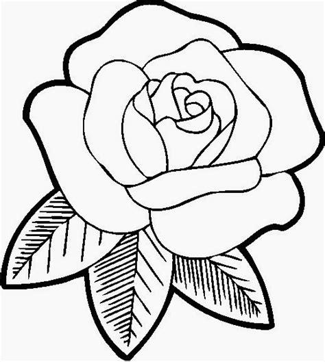 gambar desain bunga 18 gambar sketsa sederhana terbaik untuk anak 2018 dp bbm