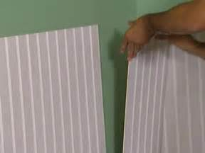 How To Install Wainscoting Bathroom Installing Wainscoting Steps To Install