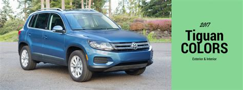 vw tiguan interior 2017 volkswagen tiguan interior and exterior colors