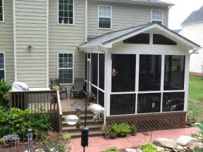 screened porches structurally speakingstructurally speaking