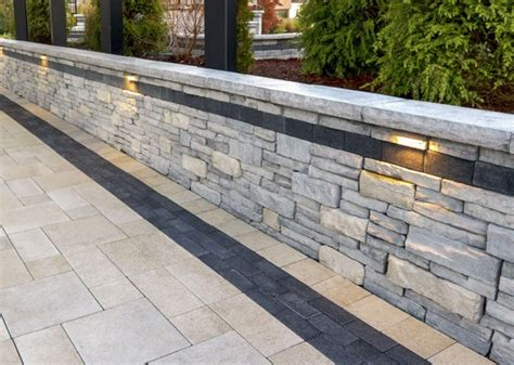 New Unilock Retaining Wall For Your Home 2018 9fitmonths Garden Retaining Wall Systems