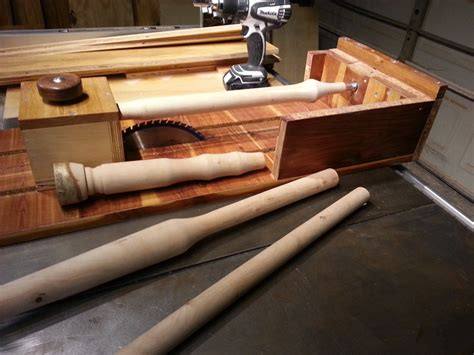 tablesaw jig turns tablesaw   lathe  izzy swan