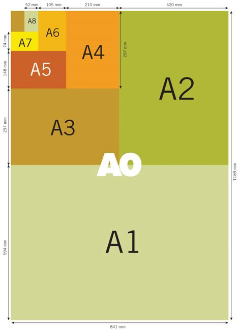 printable paper size guide colorworks precision in print 187 paper size chart