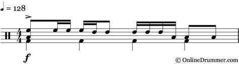 drum tutorial chop suey chop suey system of a down intro onlinedrummer com