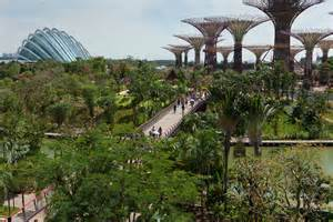 spectacular gardens by the bay in singapore idesignarch