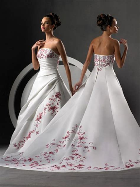 Strapless White Wedding Dresses strapless and white wedding dresses sang maestro