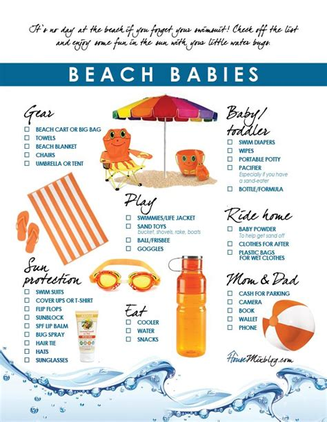 vacation packing list travel lists ideas suitable another cute