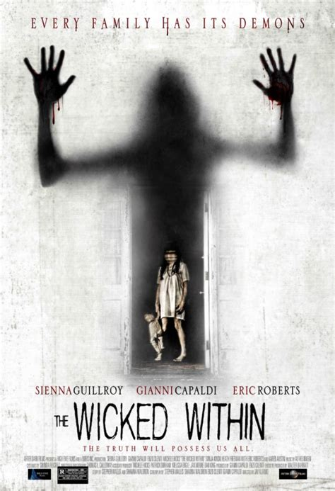 film horror within the wicked within 2015 movie