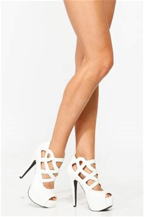 womens white high heels 1000 ideas about white high heels on high