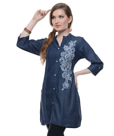 shirt pattern kurtis 8 chic and comfortable kurtis to sport this summer