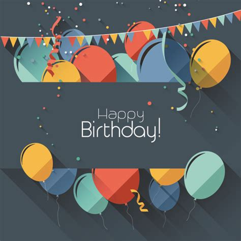 8 Happy Birthday Html Templates Formats Cards Happy Birthday Photoshop Template