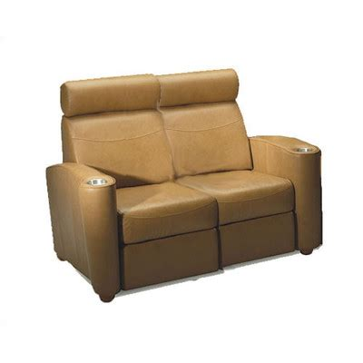 Diplomat Home Theater Loveseat Wayfair