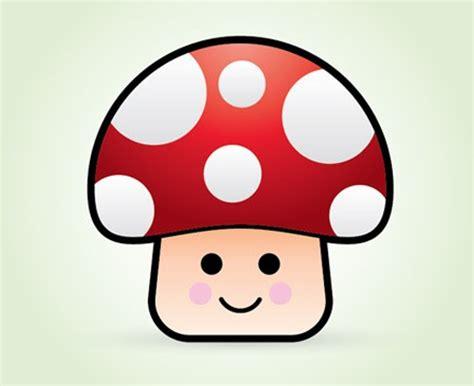 imagenes de hongos faciles para dibujar hongos de mario bros en dibujo imagui