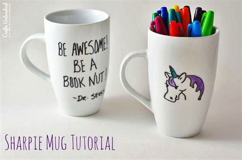 tutorial design mug sharpie mug tutorial a fun personalized gift
