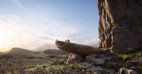 trailer released   action version   lion