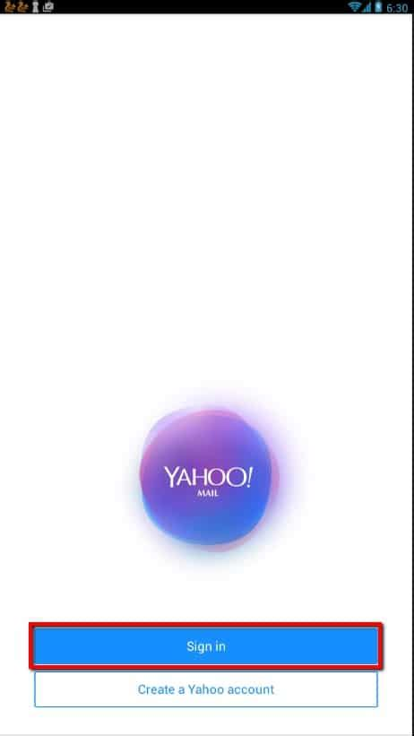 yahoo mail login mobile yahoo mail login mail yahoo yahoo mail sign in