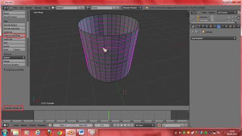 tutorial blender membuat gelas tutorial membuat gelas menggunakan blender 2 68a anjas