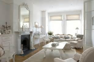 wohnzimmer stil shabby chic wohnzimmer 66 romantische einrichtungen