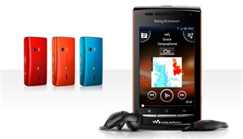 Hp Sony Xperia X 8 sony ericsson slaps walkman logo on x8 renames it w8