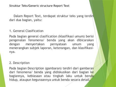 generic structure dari teks biography report text conditional sentence tugas bahasa inggris