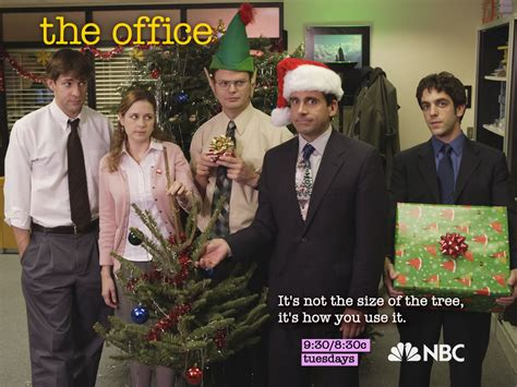 fast office christmas episode quotes - The Office Christmas Quotes
