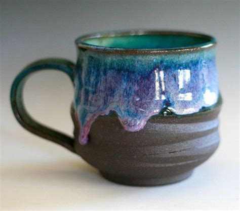 Handmade Ceramic Coffee Cups - large coffee mug 18 oz handmade ceramic from ocpottery