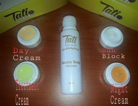 Serum Tati Skincare tati skincare 5 in 1 tati glow white collagen toner tati glow white collagen serum