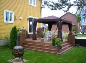 Inspiring patio room ideas 6 wood patio wall ideas newsonair org