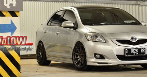 Toyota Vios Black Silver Cover Selimut Mobil Waterproof gettinlow modifikasi toyota archives
